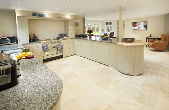 Ground floor: Spacious Neptune kitchen/dining area