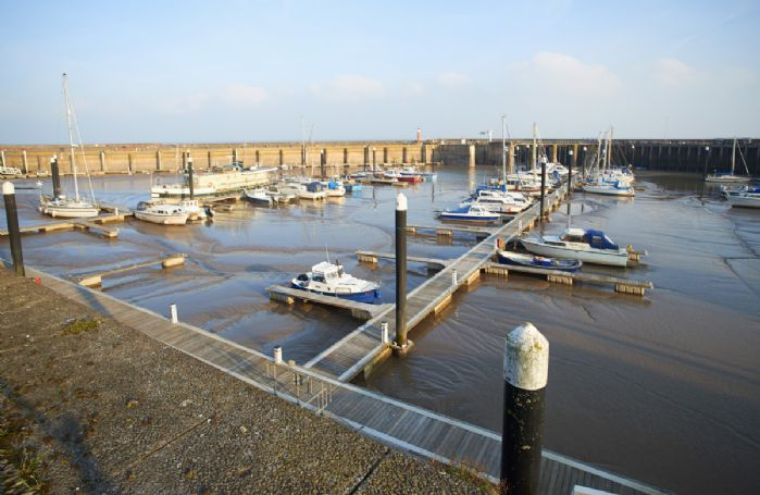 Watchet harbour