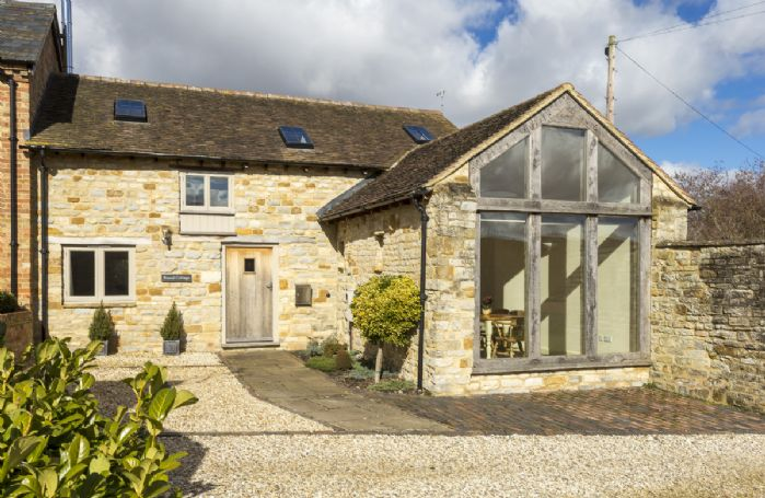 Pound Cottage, situated in the picturesque village of Blackwell