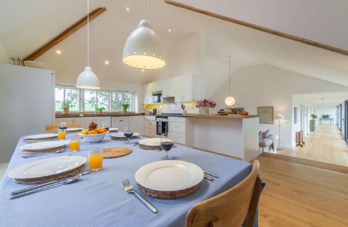 Ground floor: Kitchen/dining room