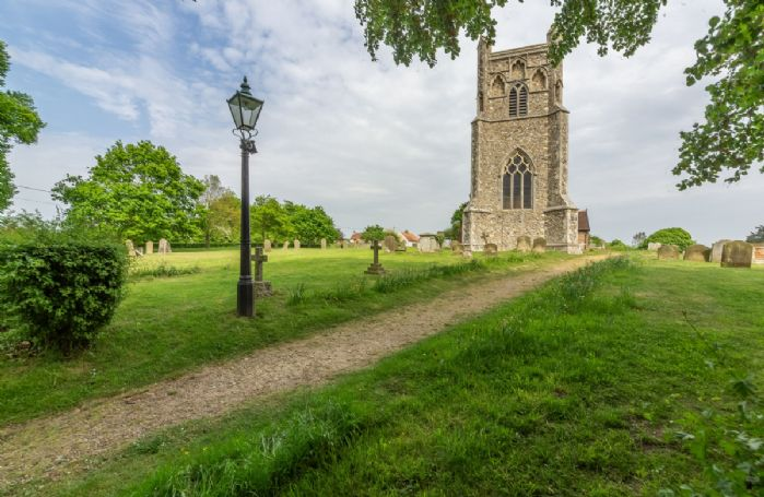 Friston Church open daily from 9am