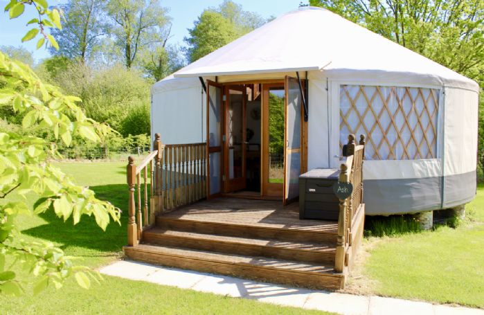 Situated in picturesque countryside near East Hoathly, Ash Yurt offers something very different from the usual glamping experience  (professional photography coming soon)