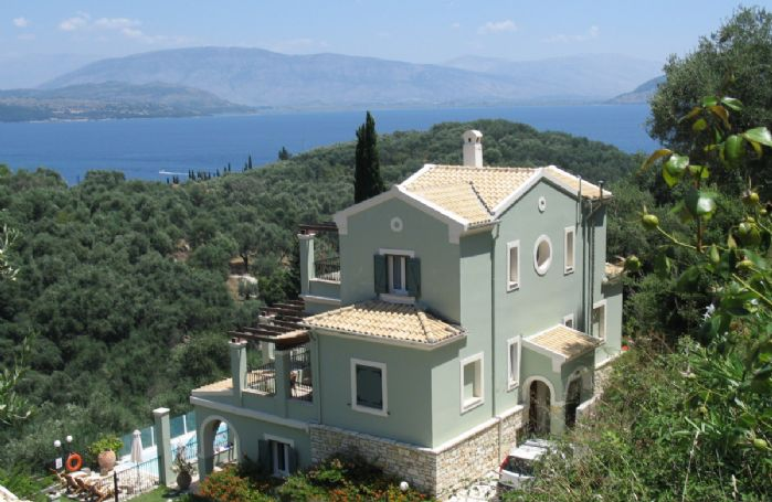 Elia Villa s the perfect destination if you'd like to get away from it all to enjoy some Greek seclusion