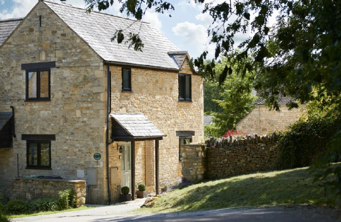 Stocks Cottage in the heart of  Blockley, a pretty Cotswold village.