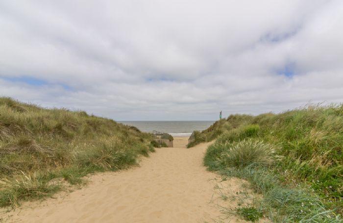 Walk to Waxham beach within a minute