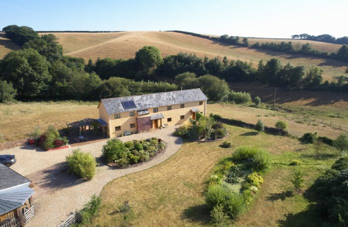 Set in glorious countryside between moor and coasts, Middle Hollacombe is in the heart of Devon