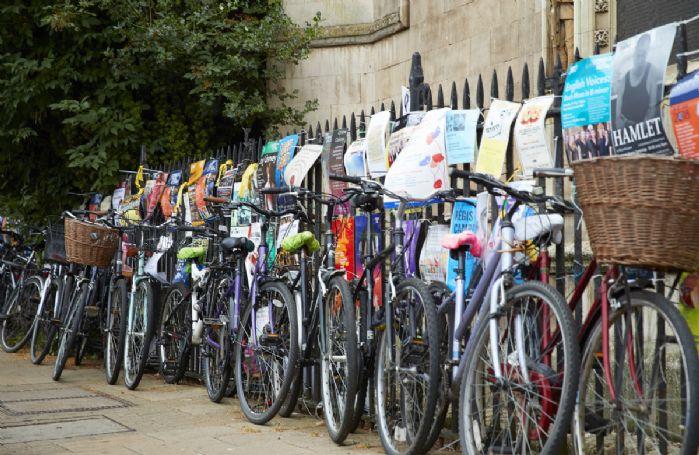 Cycle around Cambridge