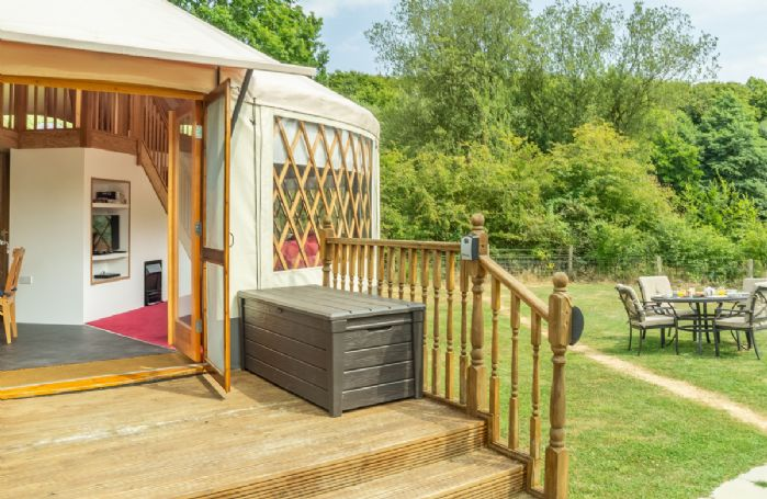 Situated in picturesque countryside near East Hoathly, Ash Yurt offers something very different from the usual glamping experience