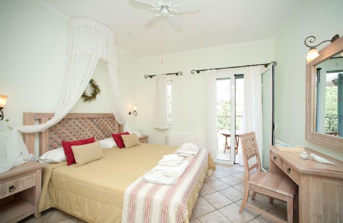 First floor: Double bedroom with en-suite bathroom