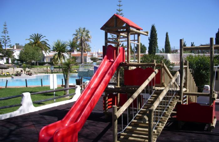 The resort is perfect for children