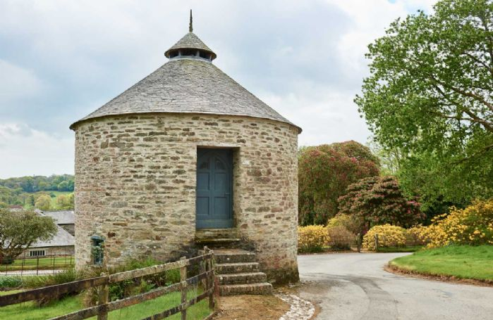 The Dovecote on the estate grounds