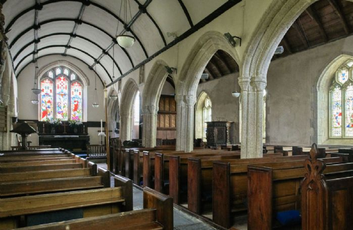 Visit the beautiful and peaceful Boconnoc Church