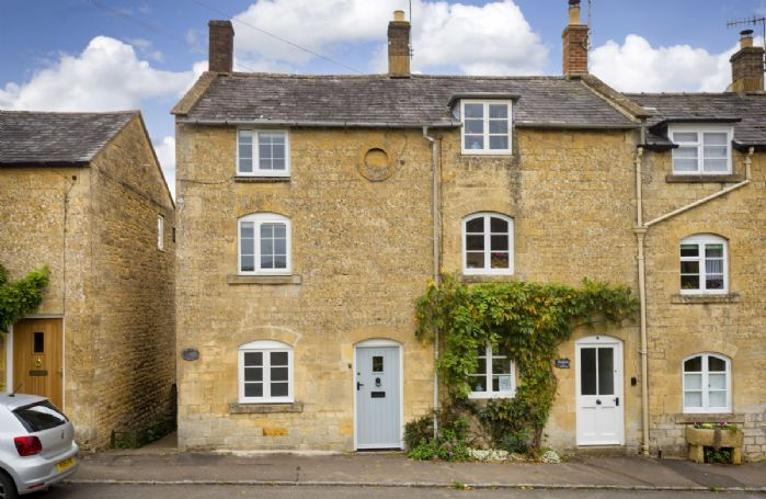 Clematis Cottage is perfectly situated in the beautiful village of Blockley