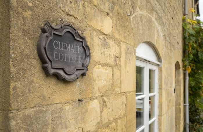 Traditional Victorian Cotswold stone property