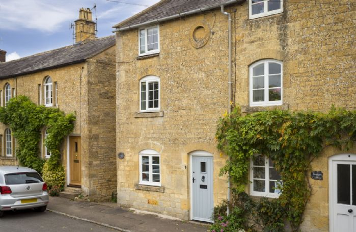 The cottage is perfectly situated towards the edge of Blockley yet only a few minutes walk into the village