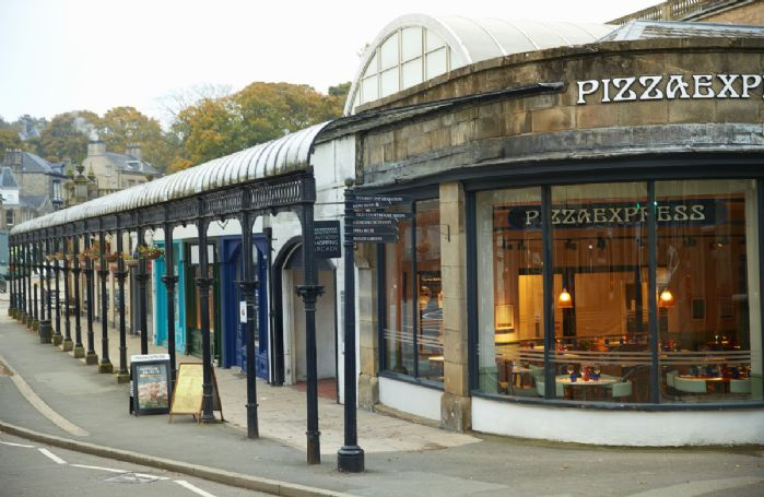 Buxton has to offer many shops, pubs and restaurants to enjoy
