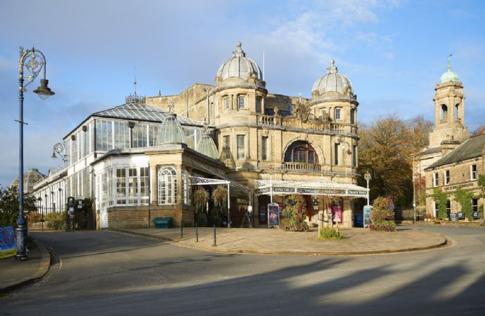 Visit Buxton Opera House in the square