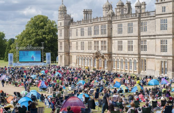 The Burghley Estate film festival