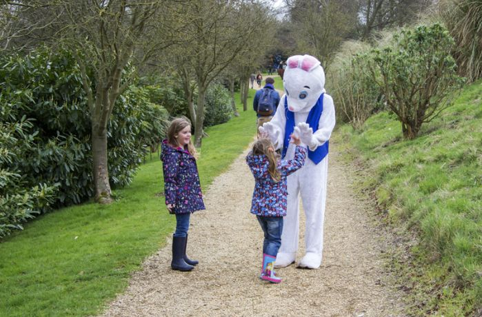 Fun for the family with Easter Egg hunts at the Burghley Estate