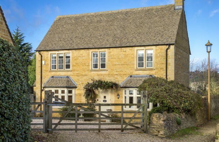Compton House is a delightful detached Cotswold stone property in the beautiful town of Chipping Campden
