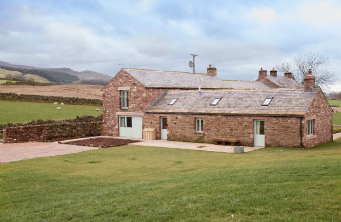 Gill Beck Barn is a beautiful converted farmhouse stables in an idyllic location