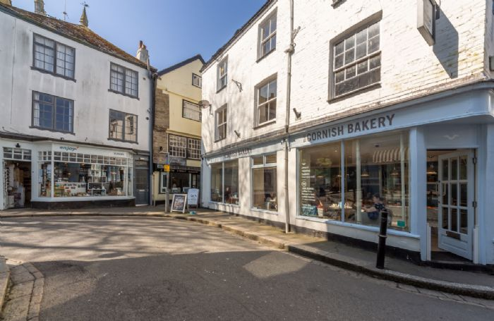 Enjoy pottering around the charming town of Fowey