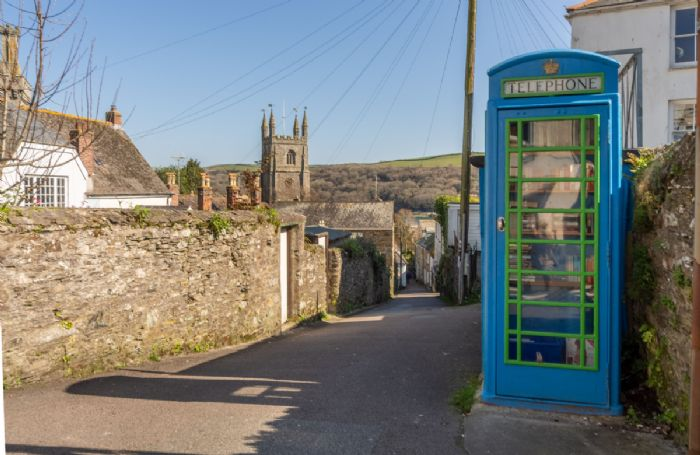 The quintessential fishing town of Fowey is full of charm and wonder
