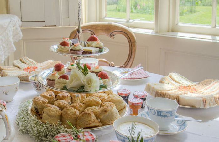 Perfect Pamper Afternoon Tea