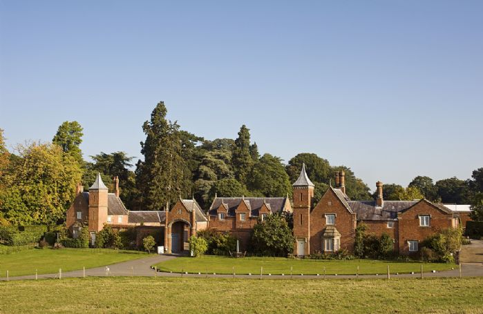Cotton Cottage is set in the private grounds of Combermere Abbey