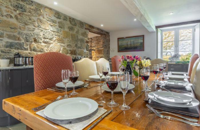 Ground floor: Large kitchen/diner