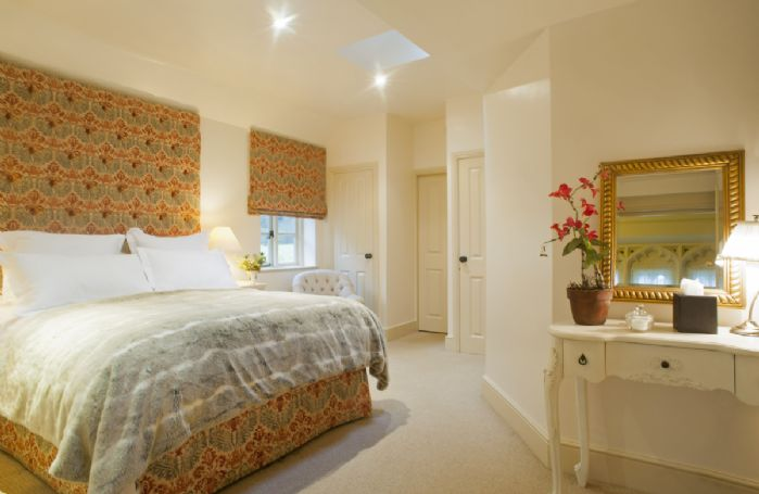 Ground floor:  Double bedroom