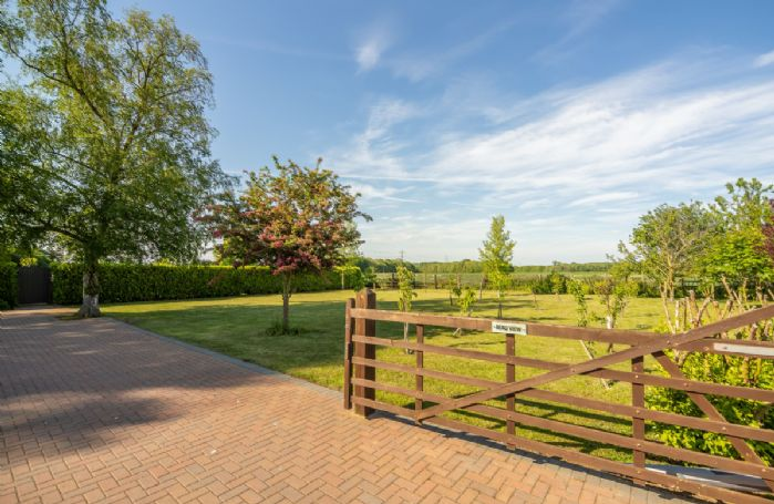 Set in the grounds of Beau View and tucked away on a country lane