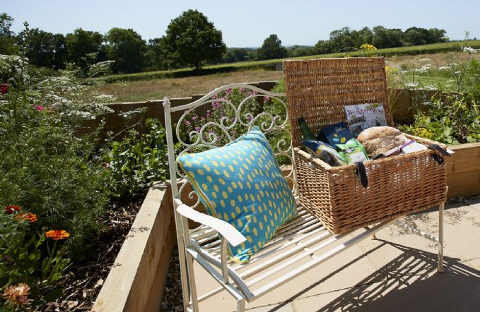 Your stay at Bokes Barn includes a complimentary welcome hamper