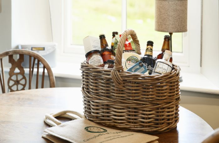 Sample the wide range of local Yorkshire produce available during your stay