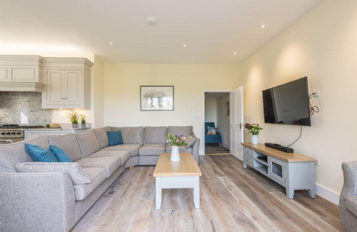 Ground floor:  Sitting room area
