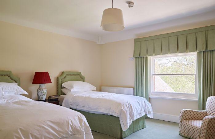 Second floor: Pershall Bedroom