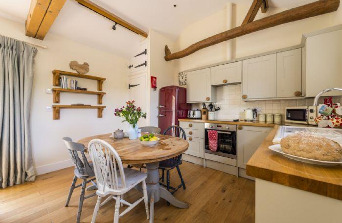 Ground floor:  Open plan dining kitchen
