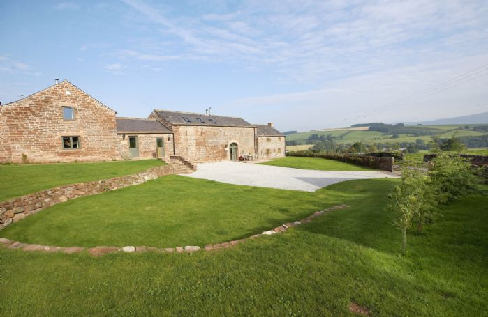 Glassonby Old Hall is a Grade II listed, 5 Star Gold Award winning traditional long house