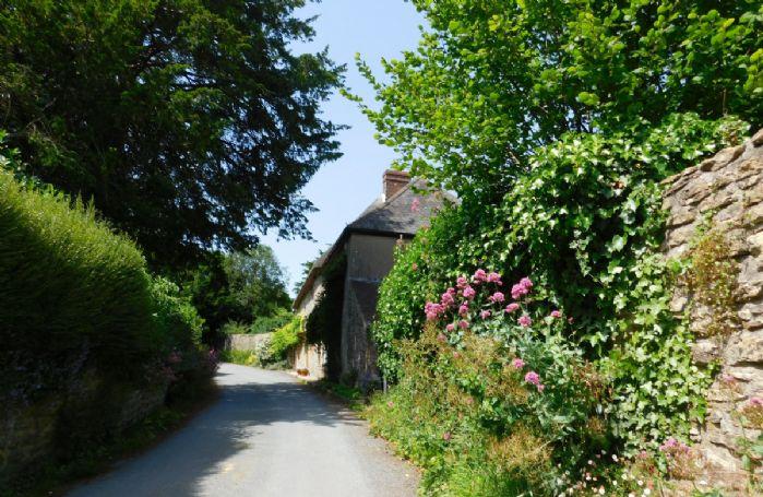 Melbury Osmond is a quintessential Dorset village