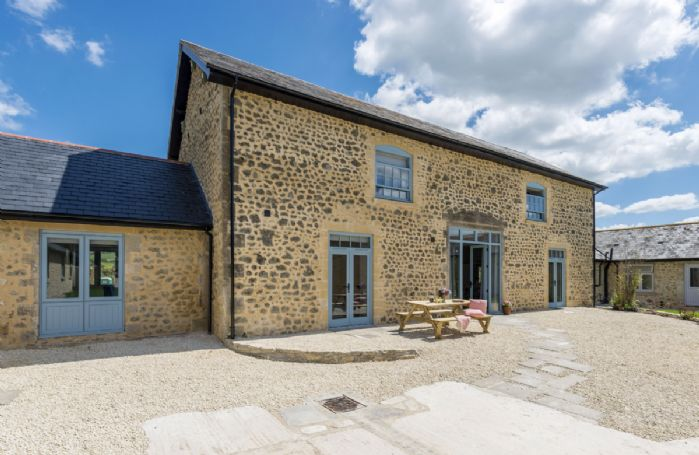 Drakenorth is the largest of the barn conversions set over two floors