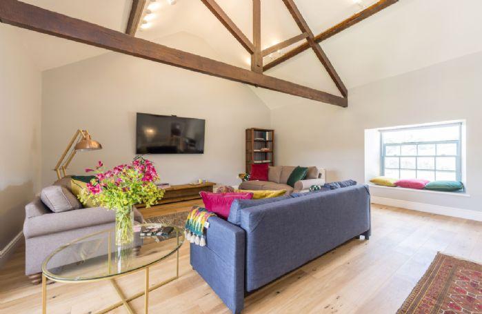 Drackenorth Lodge:  First floor sitting room