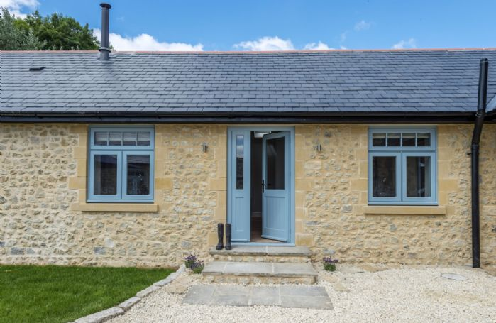 Bower Cottage offers all ground floor accommodation with four bedrooms