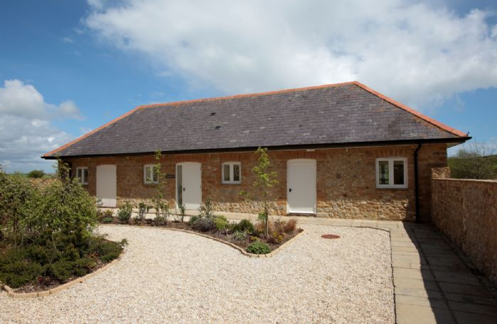 The Cow Byre is a lovingly converted barn situated on Wears Farm, just inland from Dorset's famous Jurassic Coast