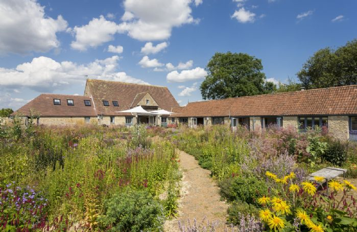 Hailstone Barn is situated in the beautiful south Cotswolds , two miles from Tetbury