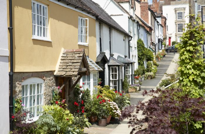 Ludlow is one of the most attractive towns in England and located just 20 minutes from The Cart Shed
