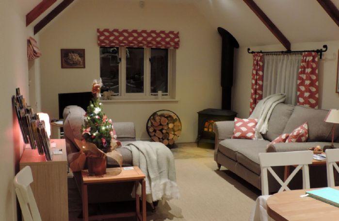 Enjoy a cosy Christmas at Downclose Piggeries
