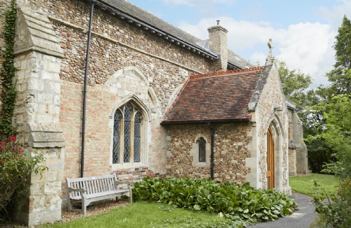 Cambridgeshire has more than 350 churches and chapels of historic and architectural interest