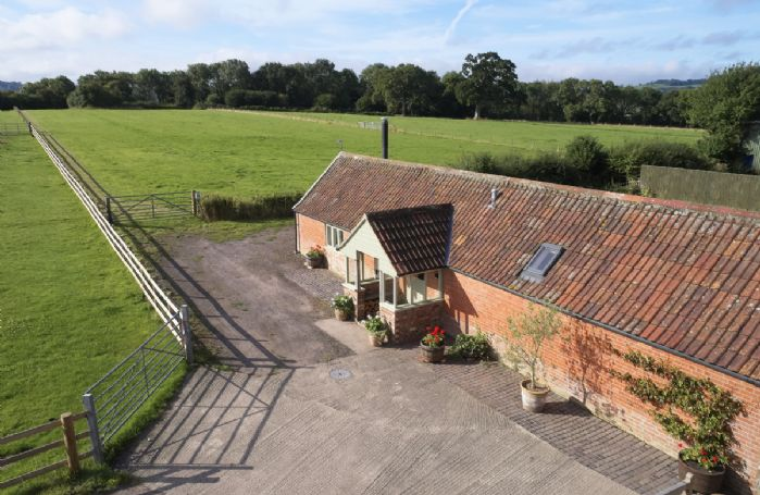 A former Victorian Piggery, the property has been sympathetically converted to provide light and airy accommodation