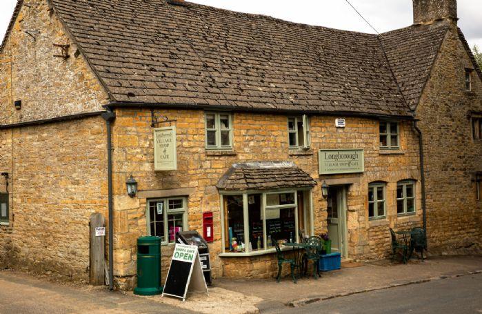 Visit the charming Cotswold shop in Longborough village