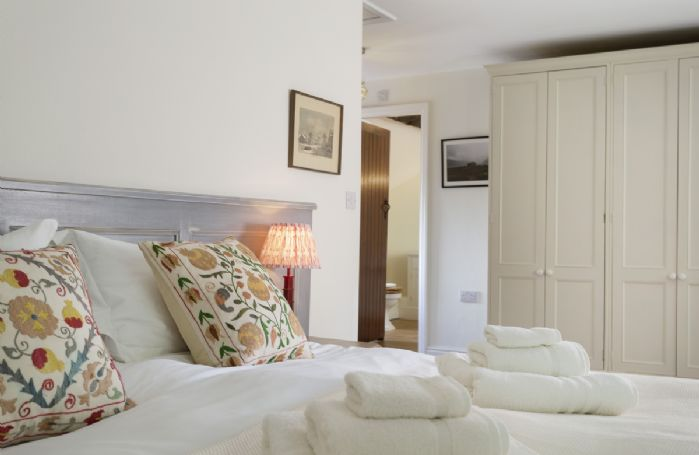 First floor: Luxury furnishings throughout Oat House
